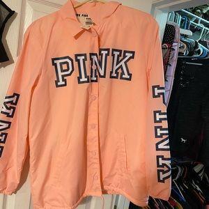 NWT pink jacket